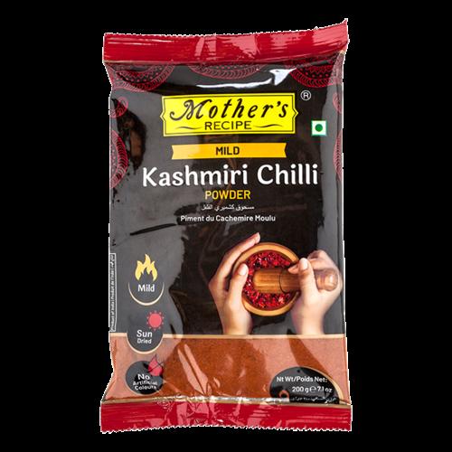 Mother's Recipe Kashmiri Chilli Powder Mild, 200g