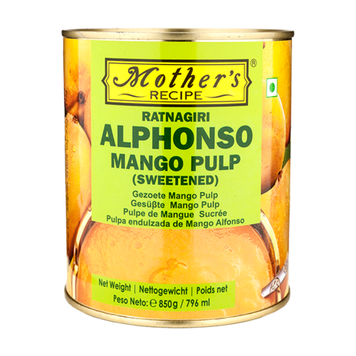 Mother's Recipe Alphonso Mango, 850g