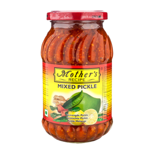 Mother's Recipe Mother's Recipe Mixed Pickle, 500g
