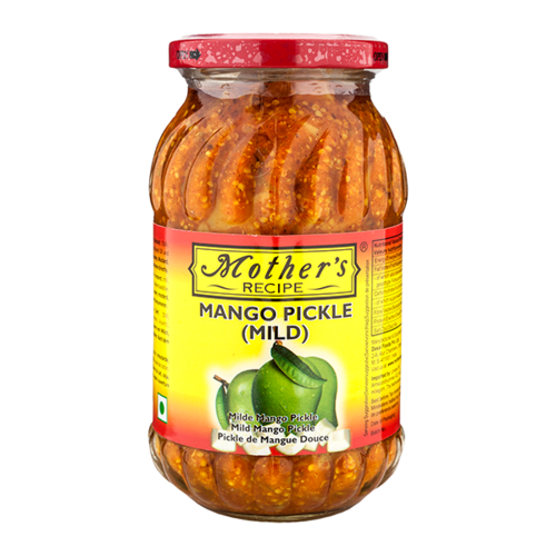 Mother's Recipe Mother's Recipe Mango Pickle Mild, 500g