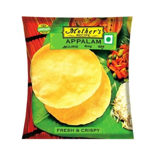 Mother's Recipe Madras Pappadum, 100g