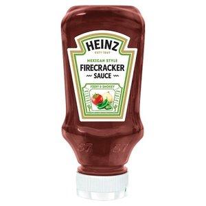 Heinz Firecracker Sauce, 225g THT 22-09-21