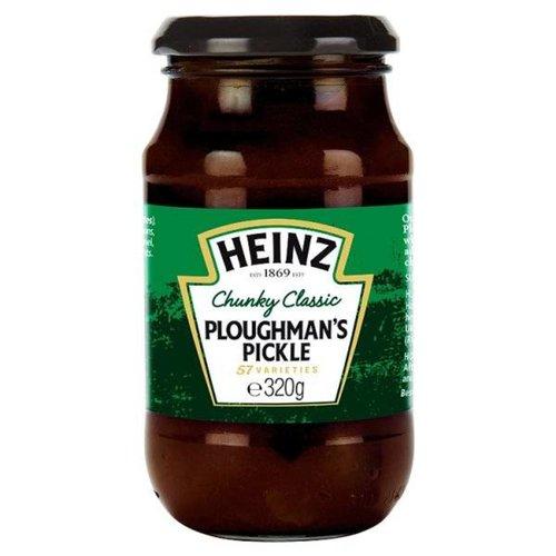 Heinz Ploughman's Pickle, 320g