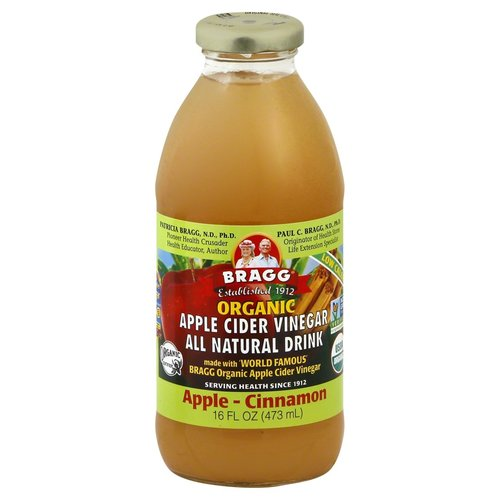 Bragg Organic Apple Cider Vinegar Drink, 473ml