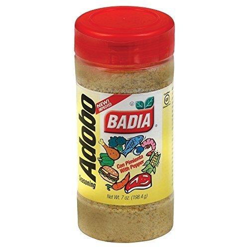Badia Badia Adobo Seasoning With Pepper, 198g