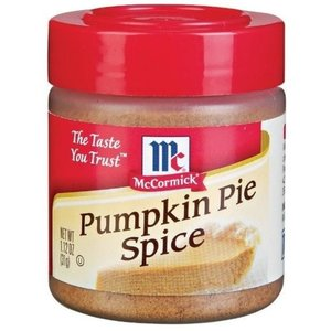 McCormick Pumpkin Spice, 31g