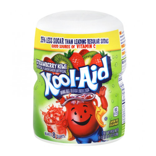 Kool Aid Kool Aid Strawberry Kiwi, 538g