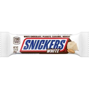 Snickers White Chocolate, 40g