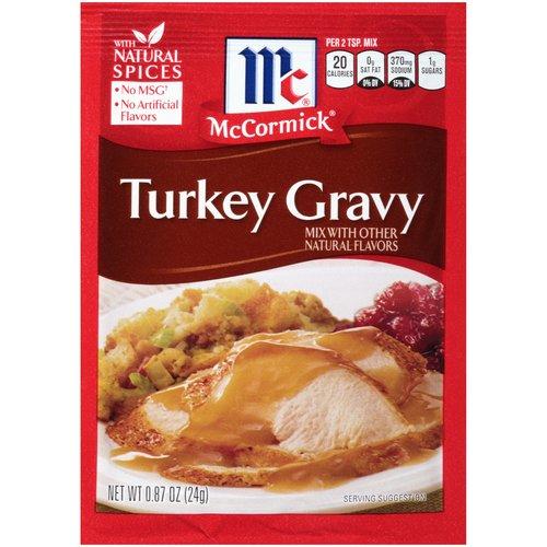 McCormick Turkey Gravy, 24g