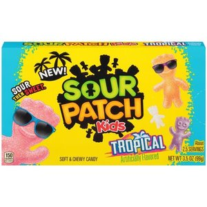 Sour Patch Tropical Box, 99g
