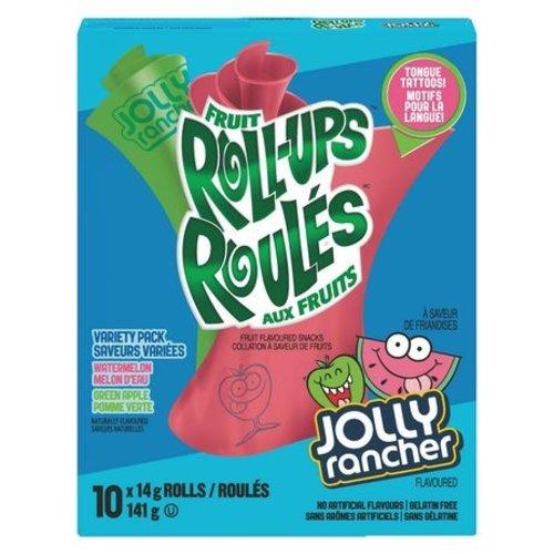 Betty Crocker Fruit Roll Ups Jolly Rancher, 141g