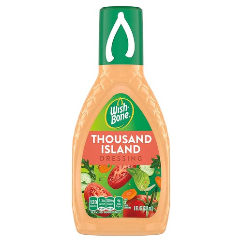 Wish-Bone Wish-Bone THousand Island Dressing, 237ml