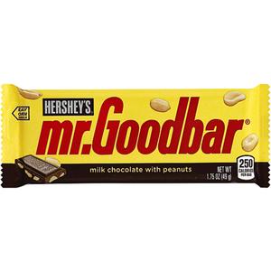 Hershey's Mr. Goodbar, 49g THT 30/11/21