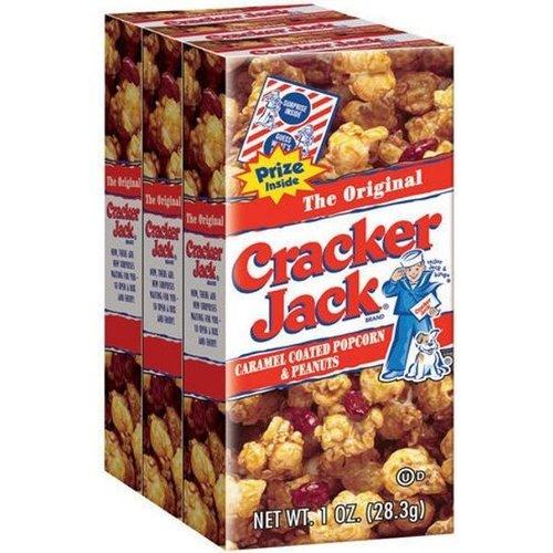 Cracker Jack Original 3 Pack