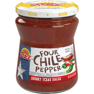 Pace Four Chile Pepper Salsa, 425g