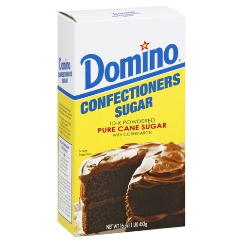 Domino Confectioners Sugar, 453g