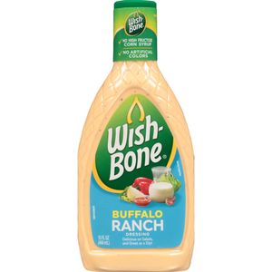 Wish-Bone Buffalo Ranch Dressing, 444ml