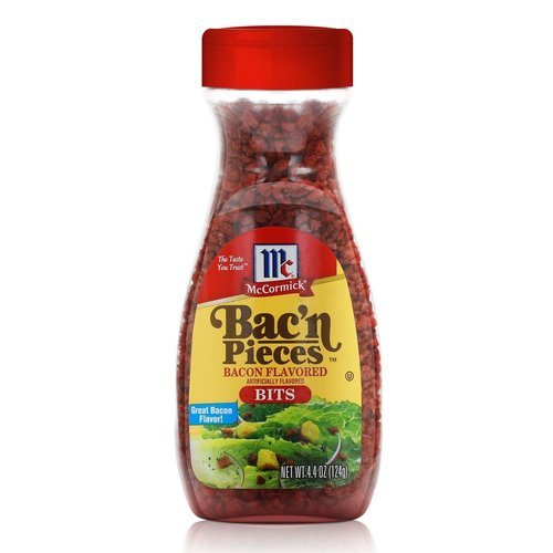 McCormick Bacon Pieces Bits, 124g