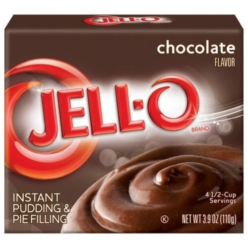 Jello Instant Chocolate Pudding, 110g