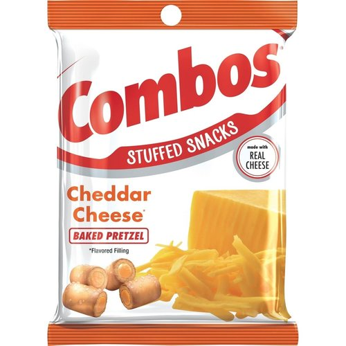 Combos Cheddar Cheese, 178g