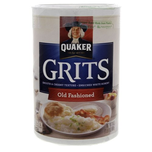 Quaker Old Fashioned Grits, 680g