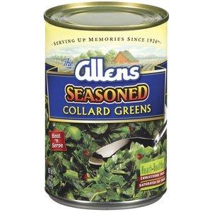 Allens Allen Seasoned Collard Greens, 411g
