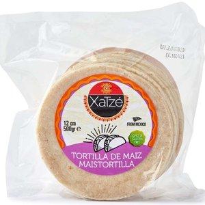 Xatze Corn tortillas 12cm, 500g