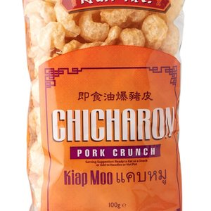 Kain-Na! Chicharon Natural, 100g
