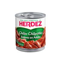 Chile Chipotles en Adobo, 215g