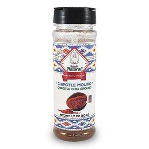 Sazon Natural Ground Chipotle Chili, 50g