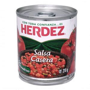 Herdez Salsa Casera, 210g