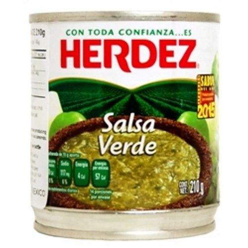 Herdez Herdez Salsa Verde, 210g