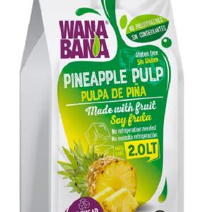 Wanabana Ananas Pulp, 500g