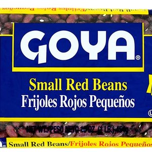 Goya Small Red Beans, 500g