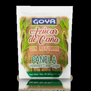 Goya Panela Unrefined Cane Sugar, 400g
