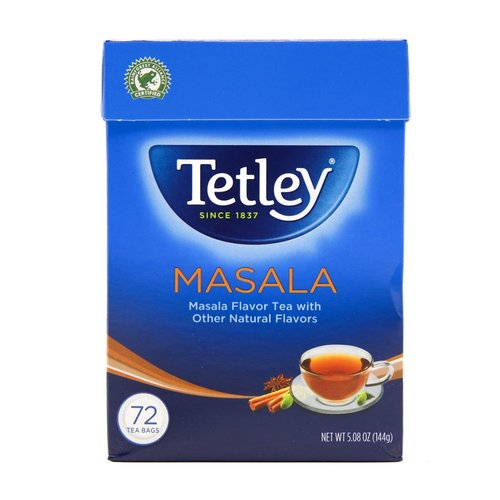 Tetley Tetley Masala Flavor Tea, 144g