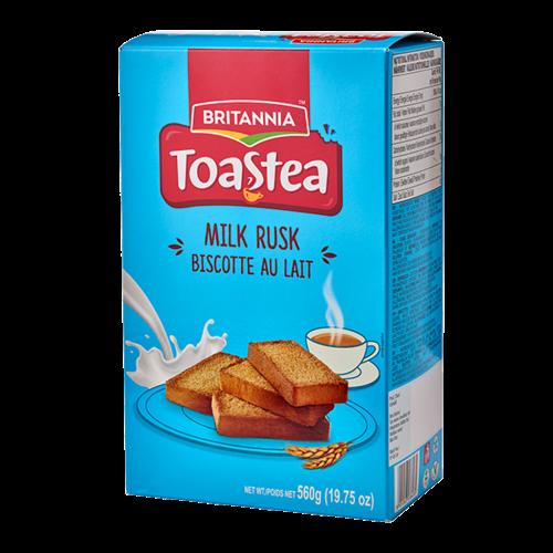 Britannia Toastea Milk Rusk, 560g