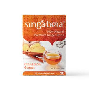 Singabera Cinnamon Ginger Drink, 144g