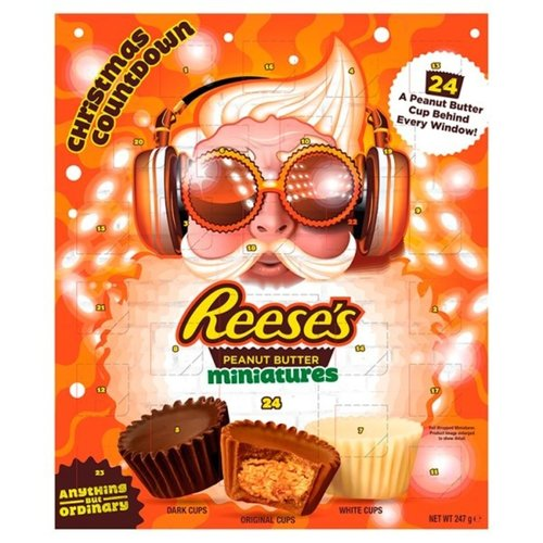 Reese's Peanut Butter Variety Countdown, 247g