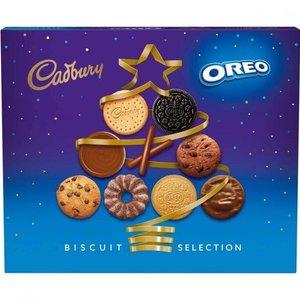 Cadbury Cadbury Oreo Biscuit Selection, 500 g