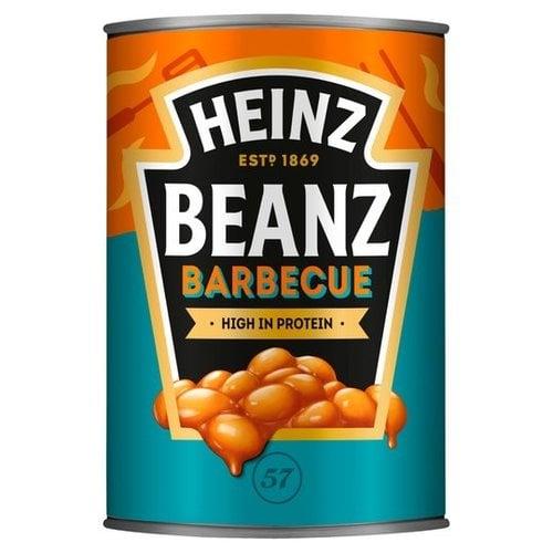Heinz Heinz Beanz Barbecue, 390 g