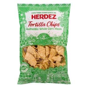Herdez Original Tortilla Chips, 500g