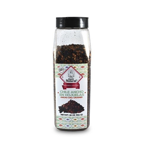 Sazon Natural Geplette Chili Ancho Vlokken, 511 g