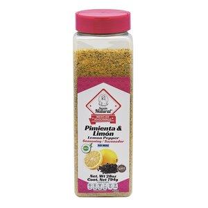 Sazon Natural Lemon Pepper, 794g