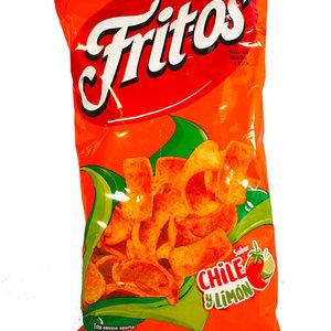 Fritos Chile en Limon, 57g