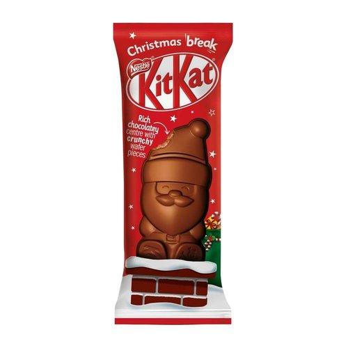 Kit Kat Santa Milk Chocolate Bar, 29g