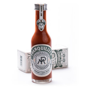 Raijmakers Tranquilizer Hot Sauce, 150ml