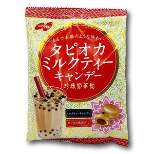 Nobel Tapioca Milk Tea Candy,90g