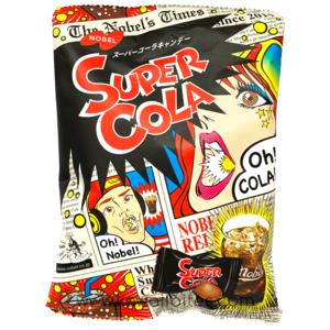 Nobel Super Cola Candy, 88g