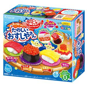DIY Pop'n Cookin Tanoshi Osushiyasan, 28g